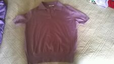 Polo RODIER violet, taille 42