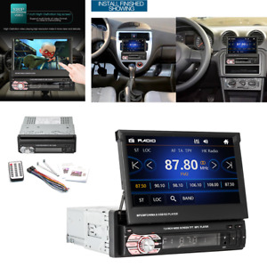 7in Car Stereo Radio HD MP5 Player Touch Screen Bluetooth Radio 1Din FM USB SD
