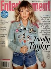 "Taylor Swift Entertainment Weekly May 2019 ""Totally Taylor"" No Label"