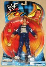 2001 WWF Sunday Night Heat Rebellion Series 3 The Rock Action Figure