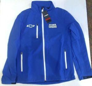 Chip Ganassi Chevrolet NTT Data Mens Formula Soft Shell Jacket NWT XXL