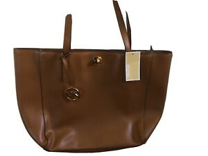 Michael Kors Brown Tote Bag - 100% Authentic - New With Tags