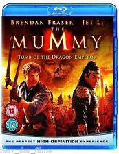 DIE MUMIE 3, Das Grabmahl des Drachenkaisers (Blu-ray)