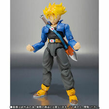 Bandai S.H.Figuarts Dragonball Super Saiyan Trunks Figure Premium Color Edition