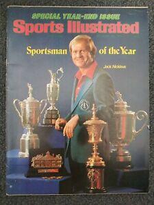 Golf - Jack Nicklaus - 1978 Sports Illustrated Magazine - Complete