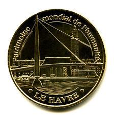 76 LE HAVRE Patrimoine de l'humanité, 2009, Monnaie de Paris