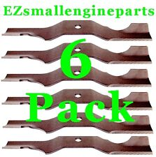 6 Pk Blades for Ariens, Gravely 04265400, ZT42, ZOOM 42, 915159, 915161, 915328