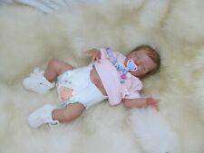 Reborn Reallife Baby Rosie by L.L. Eagles  Bausatz Rebornbaby  ninisingen Puppe