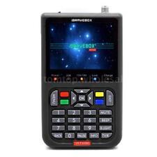 DVB-S2 V8 Finder Digital Satellite Finder With 3.5 inch LCD Digital Display