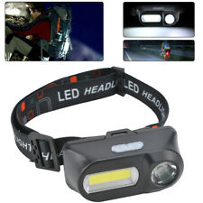 USB Rechargeable Sensor Head Torch Light Headlight  Running Camping Led Headlamp