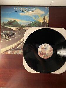 Kraftwerk Autobahn Vinyl 1977 LP Record Album SRM 1-3704