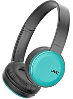 JVC HA-S30BT BLUE Deep Bass Wireless Bluetooth Headphones Original / Brand New