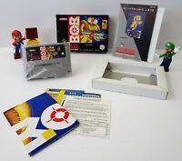 Super Nintendo SNES Spiel - BOB + Poster + Anleitung + OVP - CIB