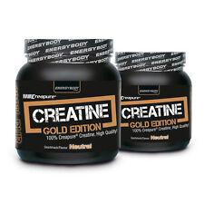 ++ Energybody CREAPURE Creatine Gold Edition (2 x 500g Dose) ++