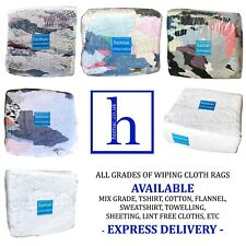 More details for wiping cloth rags polishing cleaning wiper mechanic garage industrial workshop