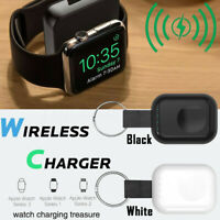 700mAh Portable Wireless Magnetic For Apple Watch Charger Power Bank  f