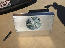 Peerless Caged Cooling Ventilation Fan LS210E2 --230 Volt W/ 4.78 Amp Defroster