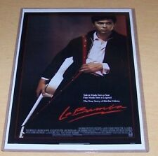 La Bamba 11X17 Movie Poster Lou Diamond Phillips