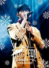 New TAECYEON From 2PM Premium Solo Concert Winter Hitori Limited Edition Blu-ray