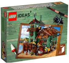 LEGO OLD FISH STORE 21310 IDEAS 21309 10260 10255 21312 10224 MODULAR EASTER 5%