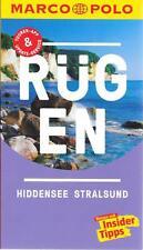 Rügen Hiddensee Stralsund Kreide Marco Polo Reiseführer & Extra-Faltkarte 2018
