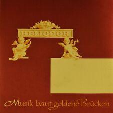 """7"""" HELIODOR Musik baut goldene Brücken EP Unverkäufliche Musterplatte NEUWERTIG!"""