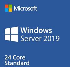 MICROSOFT WINDOWS SERVER 2019 STANDARD 24 CORE P7307807