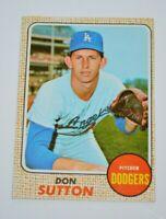 1968 Topps Don Sutton #103 EX Baseball Card