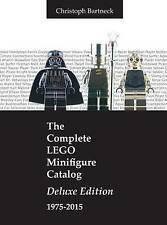 The Complete Lego Minifigure Catalog 1975-2015: Deluxe Edition by Christoph Bartneck (Hardback, 2016)
