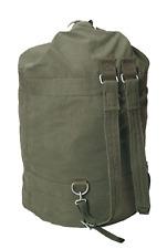 Bundeswehr Wäsche- bzw. Seesack Sack Tasche (Öffnung oben) mit Bügel