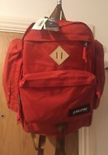 EastPak Killington Retro Backpack in Red Laptop School bag 29L