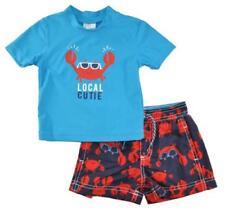 3T, Running Wild Carters Boys 4-Piece Snug Fit Cotton PJs