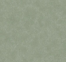 Ronald Redding Distressed Sage Green & Tan Faux Finish Crackle Wallpaper DM8771