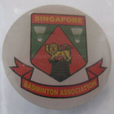 2016 Singapore Badminton Association Pin