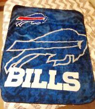 New listing NFL Buffalo Bills Logo Blanket Throw