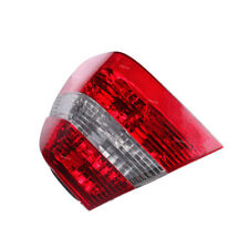 For 02-05 BMW E46 3 Series 4 Door Tail Light  Lamp Red & White Lens Rear Right