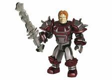 MEGA BLOKS WORLD OF WARCRAFT SERIES 1 ,Greyland , human warrior.