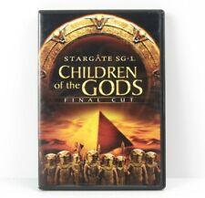 Stargate SG-1 Children of The Gods Final Cut DVD