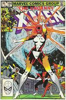 Uncanny X-men # 164*1st app as BINARY by Carol Danvers* Current Ms Marvel