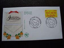 FRANCIA - sobre 1er día 9/1/2004 (esto este una invitación) (B1) french