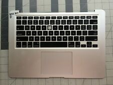 New listing MacBook Air 13 A1466 2012 Palmrest Us Keyboard Touchpad 069-8219-A