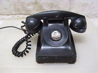 Antique Western Electric Bakelite Telephone A5422