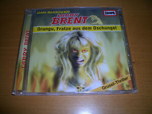 Larry Brent Folge 16 - Orungu, Fratze aus dem Dschungel, Hörspiel CD