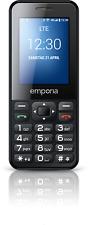 emporiaTALKsmart 4GB Schwarz 5MP Kamera LTE Mocor 5 Betriebssystem BRANDNEU