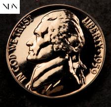 1959 Jefferson Nickel ~ Gem Proof