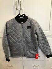 Men's North Face Chuchillo Jacket - Grey Large