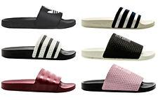Adidas Originals Adilette Equipment Sandalias Sandals Diapositivas Arrastrar Ir