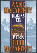 Anne McCAFFREY, Todd McCaffrey / Dragon's Kin First Edition 2003