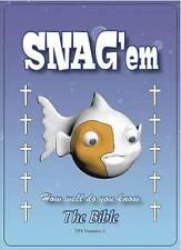 Snag'em Bible Card Game - Christian card game - NIB