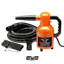 Metro Air Force Quick Draw Pet DRYER DOG CAT GROOMING 1/3 HP*PORTABLE*POWERFUL